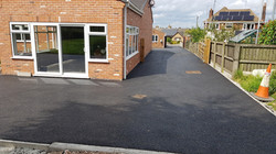 D50  Tarmac Driveway Surfacing  at Pilsley in Chesterfield