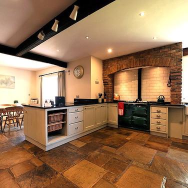 Burrs Farm - Kitchen
