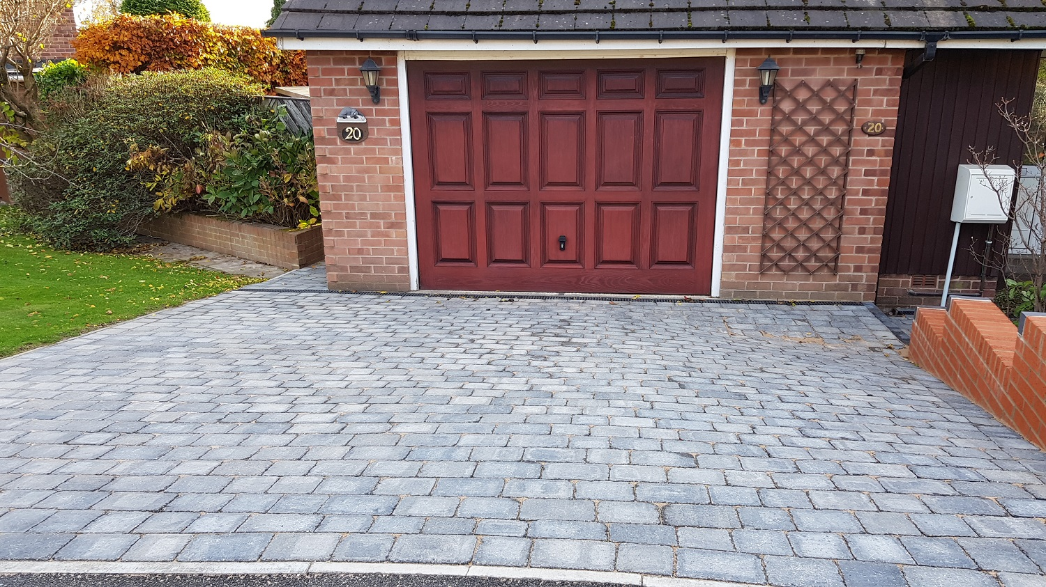 C5 Block Paving Projects