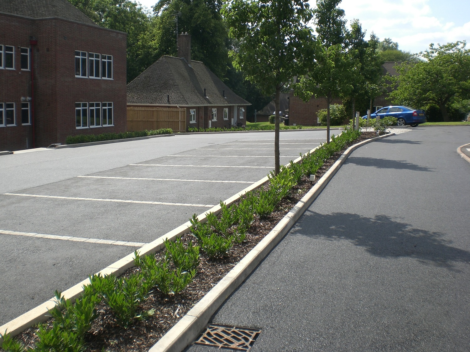 F21  Tarmac Surfacing to Car Park in Derby