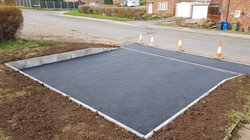 D37  Tarmac Driveway Surfacing  at Newbold in Chesterfield