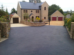 D13  Tarmac Driveway Surfacing at Holymoorside in Chesterfield