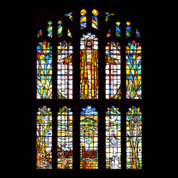 The new East Window, St