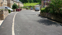 F37  Tarmac Surfacing to Private Access Road at Holymoorside in Chesterfield