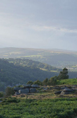 Froggatt Edge by Andrew Tryon