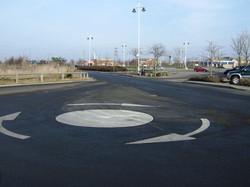 F33  Tarmac Surfacing to Access Road at Retail Park in Hull