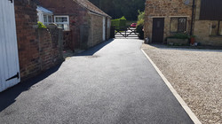 D43  Tarmac Driveway Surfacing at Ashgate in Chesterfield