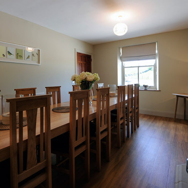 Burrs Farm - Living Accommodation