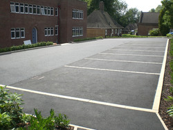 F19  Tarmac Surfacing to Car Park in Derby