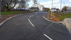 F14 Construction and Tarmac Surfacing to Car Park Extension at Ilkeston Hospital in Ilkeston