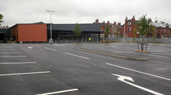 F27  Tarmac Surfacing to Aldi Car Park in Leeds