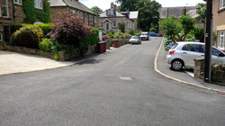 F36  Tarmac Surfacing to Private Access Road at Holymoorside in Chesterfield