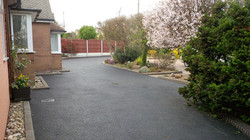 D16  Tarmac Driveway Surfacing at Wingerworth in Chesterfield