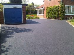 D27  Tarmac Driveway Surfacing at Old Tupton in Chesterfield