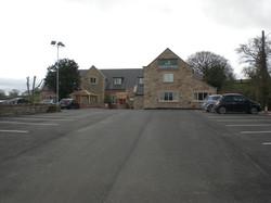F41  Tarmac Surfacing to The White Hart Inn Car Park in Alfreton