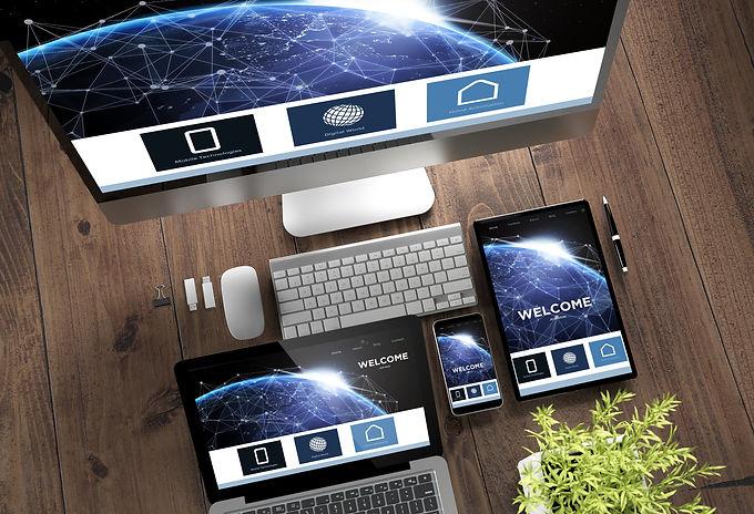 Peak Net Web Design - Desk Top, Tablet and Mobile Websites