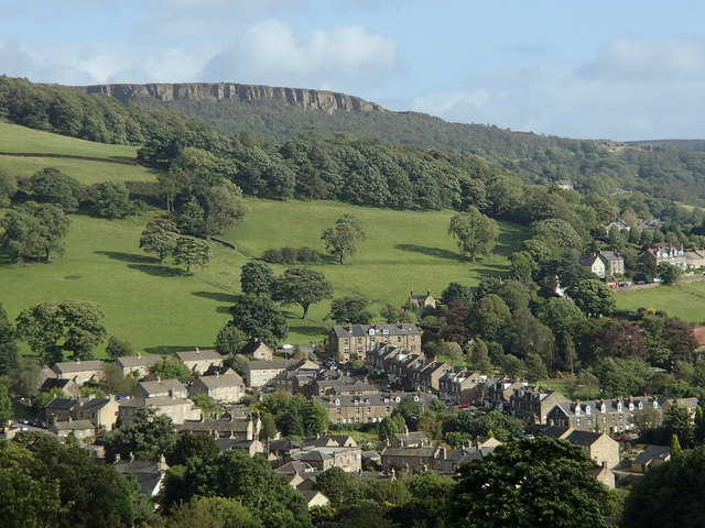 Hathersage by Andrew Hill