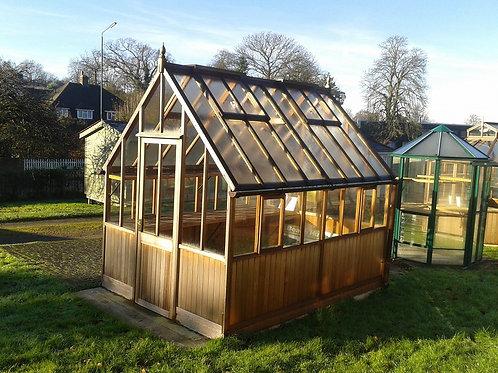 Malvern Victorian Cedar Greenhouse