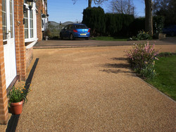 B2a Resin Bonded Driveway Surfacing at Wingerworth in Chesterfield