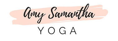 Amy Samantha Yoga Logo