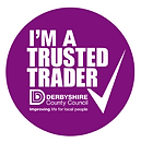 DerbyshireTrusted Trader Logo