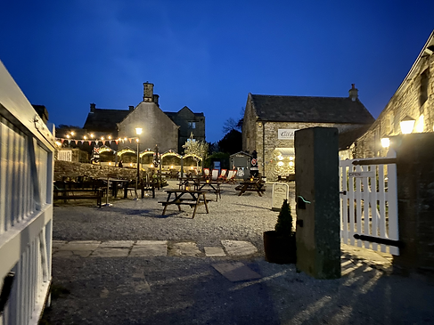 Places To Eat in Eyam, Derbyshire