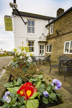 The Barrell Inn, near Eyam