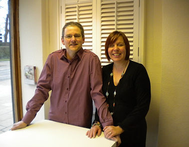 Neil & Maxine Hayter of Bespoke Blinds & Poles