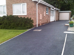 D17  Tarmac Driveway Surfacing at Hasland in Chesterfield
