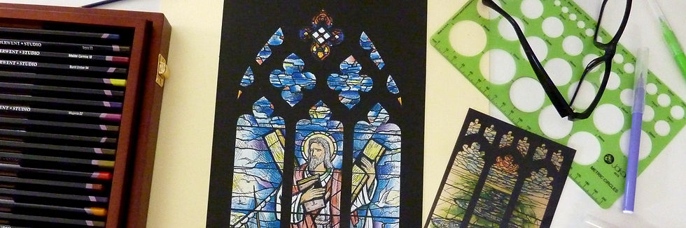 Stained Glass Window Commissions