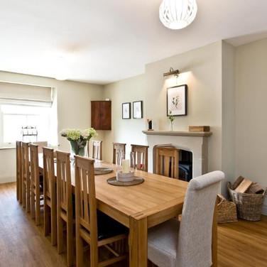 Burrs Farm - Dining Room