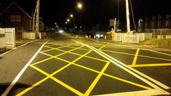 F62 Tarmac Road Surfacing to Network Rail Level Crossing