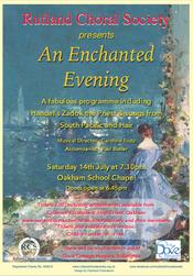 An Enchanted Evening - 2018