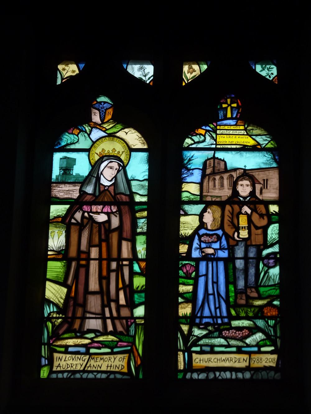 St Giles's Church, Elkesley, Notts