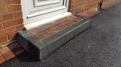 D45  Brindle Block Step at Brampton in Chesterfield