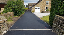 D40  Tarmac Driveway Surfacing at Ashgate in Chesterfield