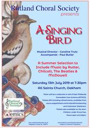 A Singing Bird - 2019