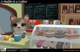 A Muffin & a Coffee