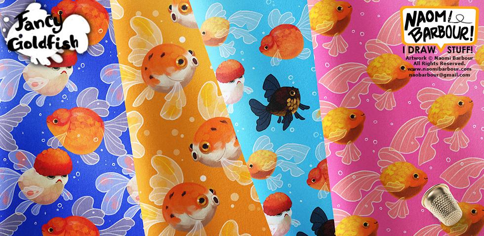 Fancy Goldfish Patterns