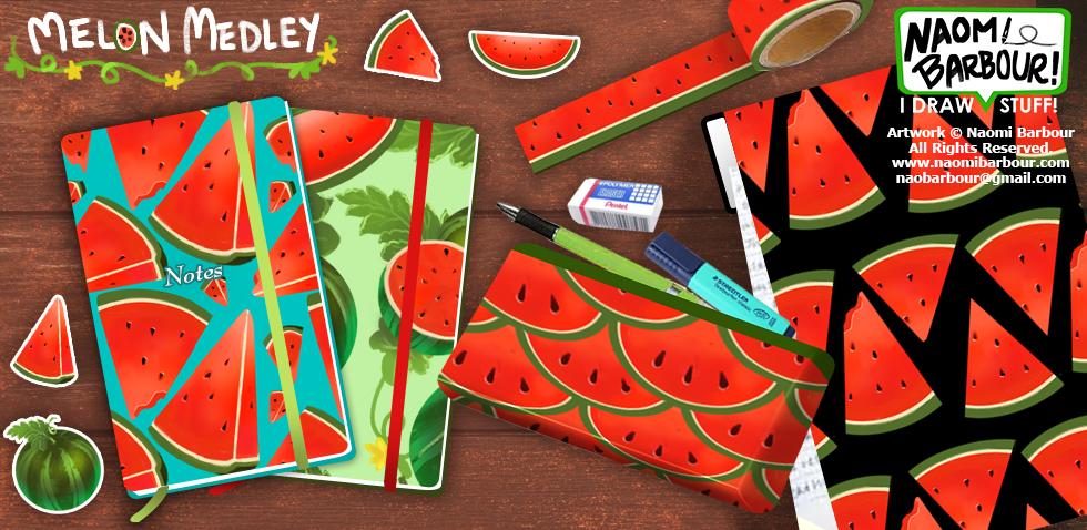 Melon Medley Mocks