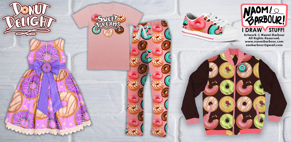 Donut Clothing Mock
