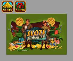Slots Adventure Splash Screen