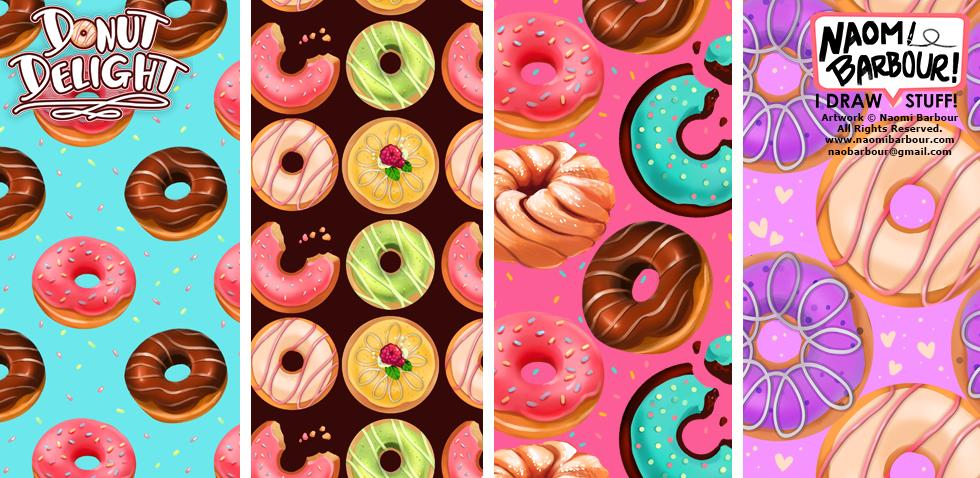 Donut Patterns
