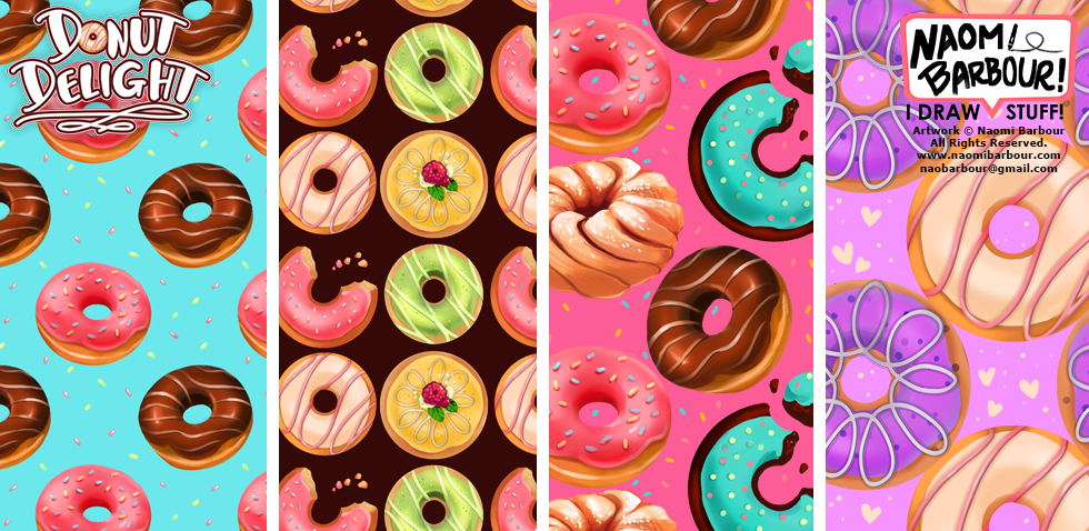 Donut Patterns