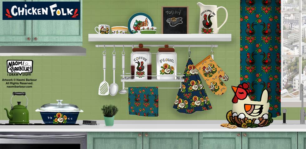 Chicken Folk Kitchen
