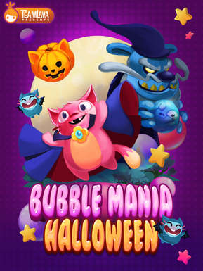 Bubble Mania Halloween
