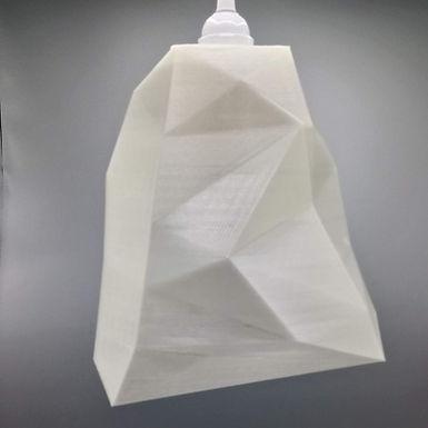 Lampe Facettes n°3 - Grand modèle