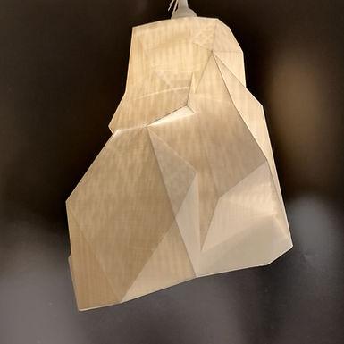 Lampe Facettes n°1 - Grand modèle