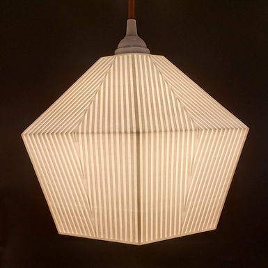 Lampe Hexa Large