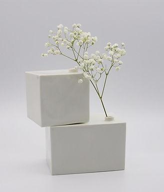 Vase carré ou rectangle